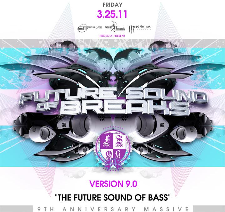 Future Sound of Breaks 2011