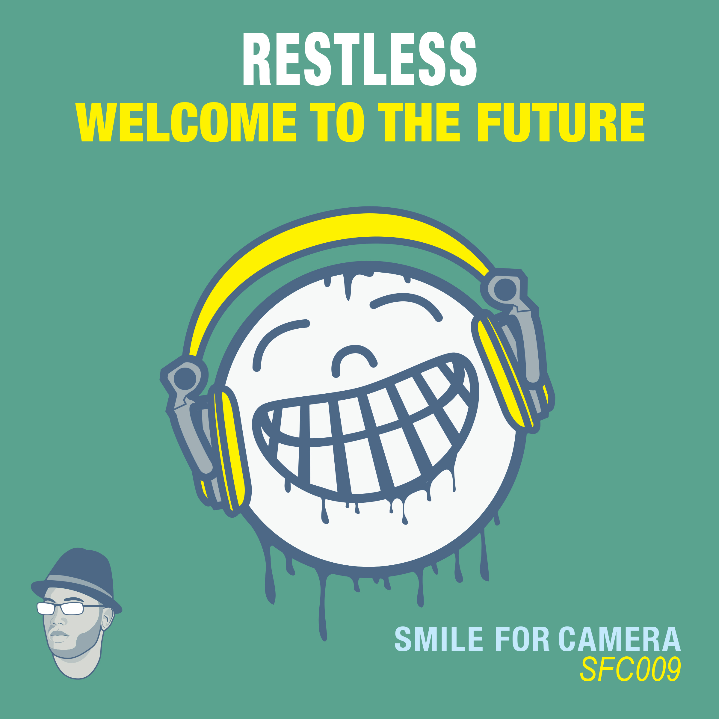 RESTLESS - WELCOME TO THE FUTURE